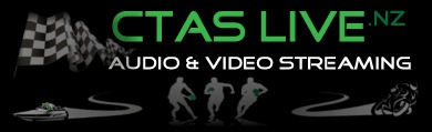 CTAS Live Timing, Video and Audio Streaming